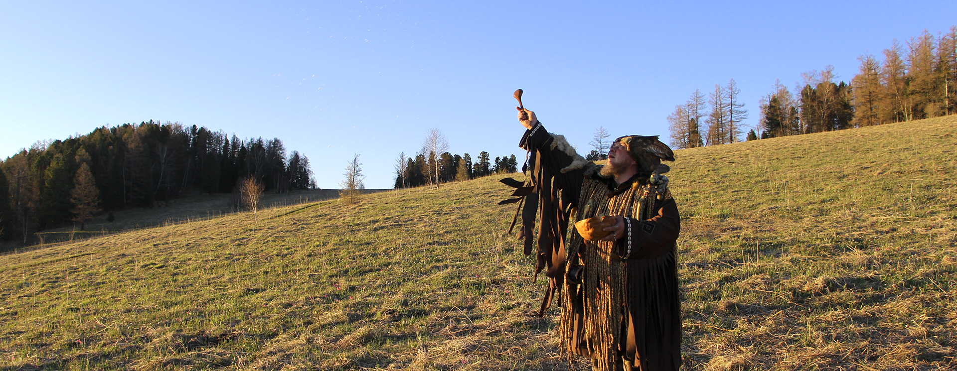 Настоящие шаманы, реальные обряды на удачу